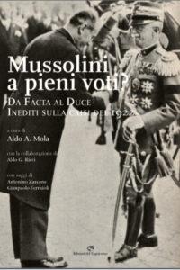 Mussolini a pieni voti ?