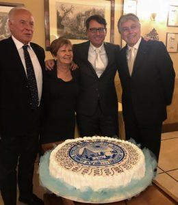 Inaugurata la nuova sede di Guidonia della Gran Loggia d'Italia degli A:.L:.A:.M:.