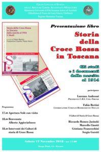 Storia della Croce Rossa in Toscana