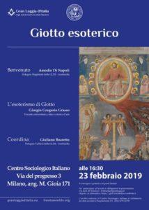 Giotto esoterico