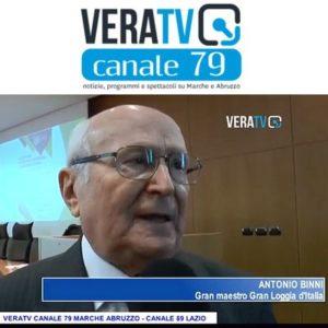 VeraTV - All'università un convegno sulla storia della Massoneria Italiana
