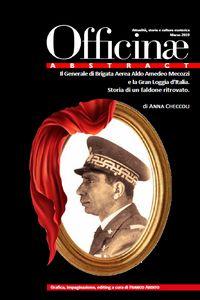 Il Generale di Brigata Aerea Aldo Amedeo Mecozzi e la Gran Loggia d'Italia. Storia di un faldone ritrovato