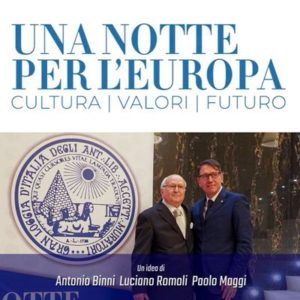 Una Notte per L'Europa - video integrale