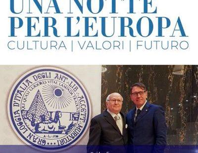 Una Notte per L'Europa – video integrale