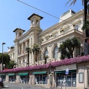 Il Gran Maestro Luciano Romoli a Sanremo