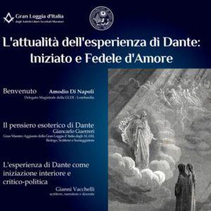 L'attualità dell'esperienza di Dante: Iniziato e Fedele d'Amore