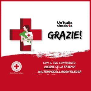 Coronavirus: la Gran Loggia d'Italia dona 100mila euro alla Croce Rossa