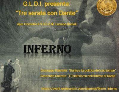 Tre serate con Dante – Inferno