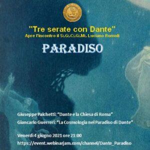 Tre serate con Dante - Paradiso