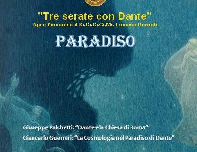 Tre serate con Dante – Paradiso
